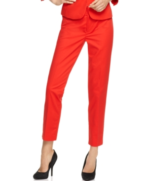 Calvin Klein Pants, Colored Skinny Trousers