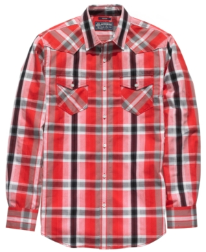 American Rag Shirt, EDV Ben Plaid