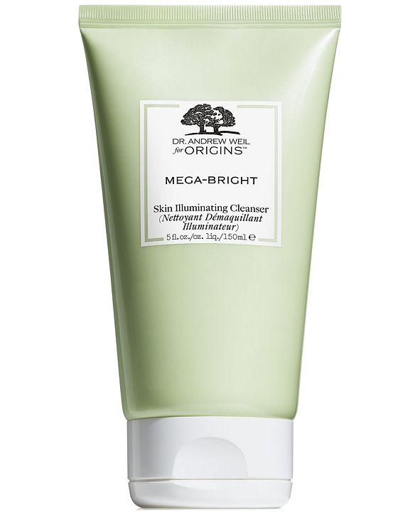 Origins Dr. Andrew Weil for Origins Mega-Bright Skin Illuminating Cleanser, 5 fl. oz.