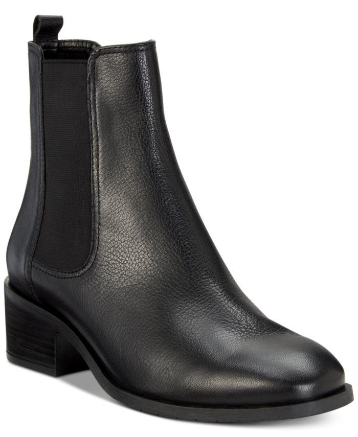 Kenneth Cole Reaction Women's Salt Chelsea Booties & Reviews - Boots - Shoes - Macy's