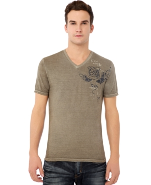 Buffalo David Bitton T Shirt, Nubaq Graphic Tee