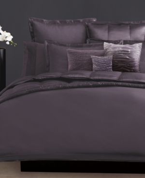 Donna Karan Bedding, Modern Classics Haze Queen Bedskirt Bedding
