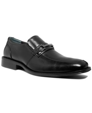 Alfani Ace Moc-Toe Slip-On Shoes Mens Shoes