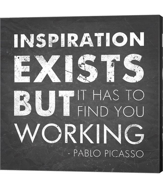 Metaverse Inspiration Quote by Veruca Salt Canvas Art