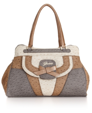 GUESS Handbag, Super Sleek Satchel