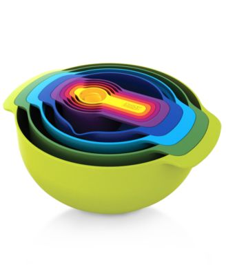 Joseph Joseph Mixing Bowls, Set of 9 Nesting