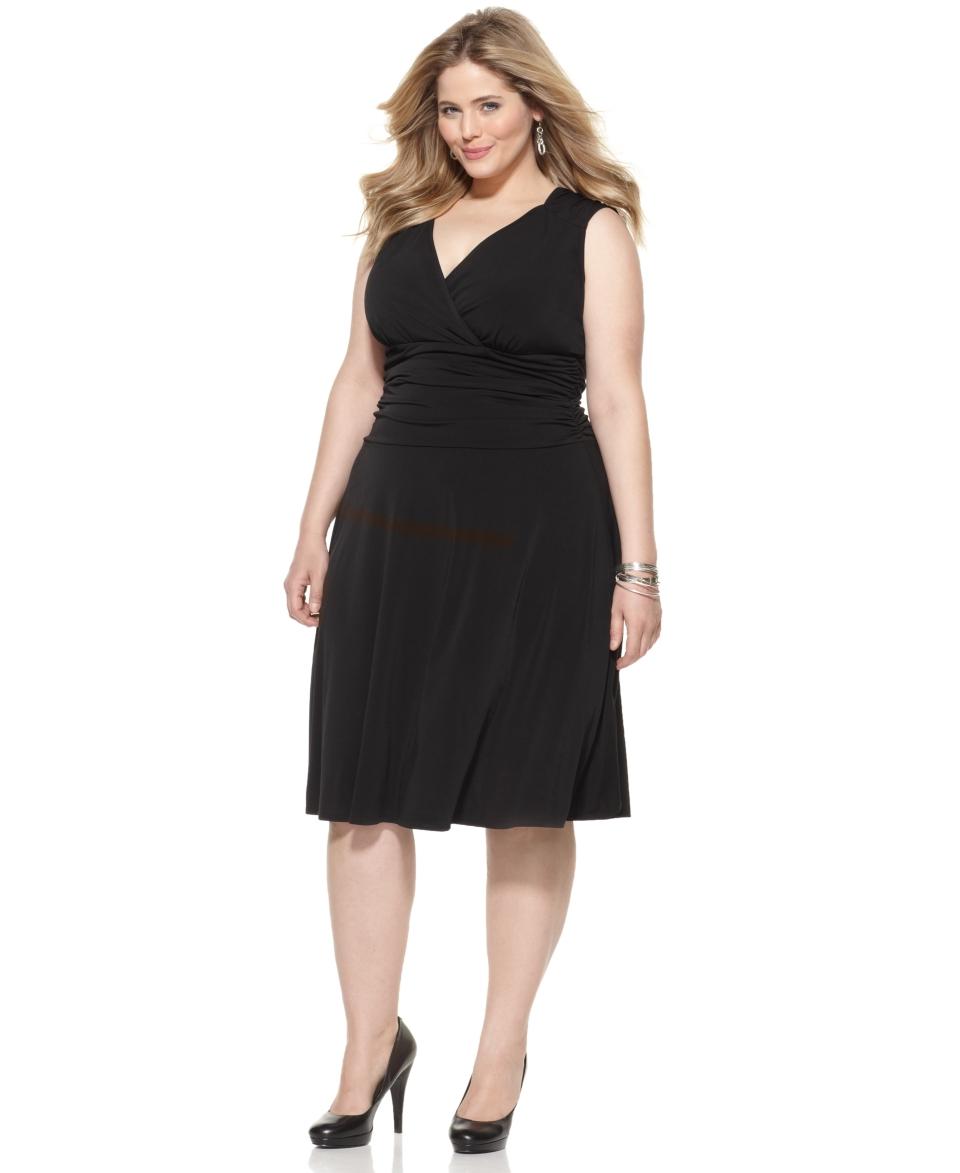 rag plus size dress long sleeve striped orig $ 59 00 34 99