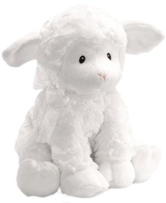 Gund Baby Toy Lena Lamb Musical Animal