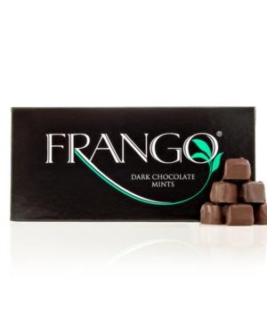 Frango Chocolate, 1 lb. Dark Mint Box of Chocolates