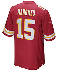 Nike Men's Pat Mahomes Kansas City Chiefs Game Jersey