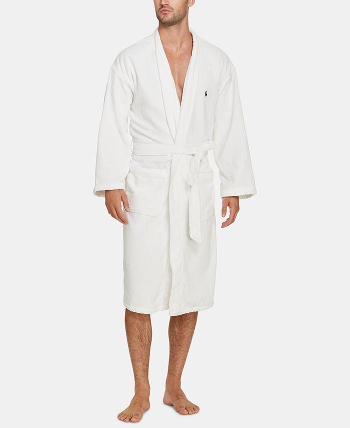 Polo Ralph Lauren - Men's Shawl Cotton Robe