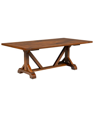 mandara dining table furniture macy 39 s