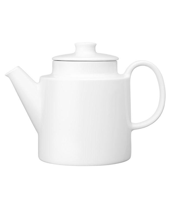 iittala Dinnerware, Teema White Teapot