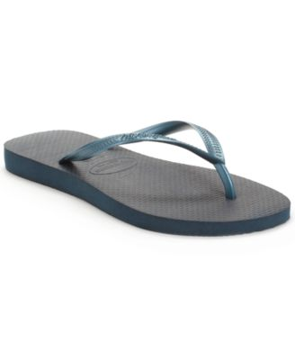 Havaianas Shoes Slim Flip Flops Womens Shoes