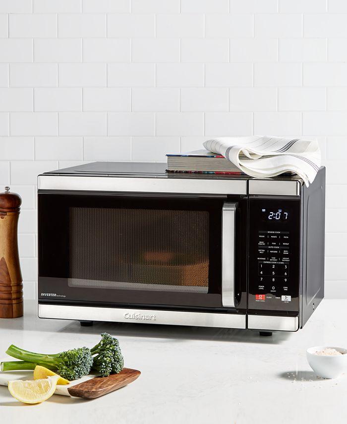 Cuisinart - Sensor & Invertor Microwave