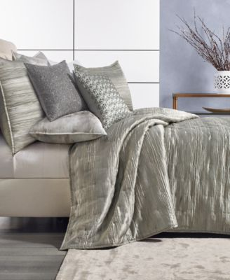 Iridescence Full/Queen Coverlet, Created for Macy's