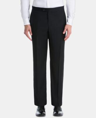 Men's Classic-Fit Tuxedo Pants