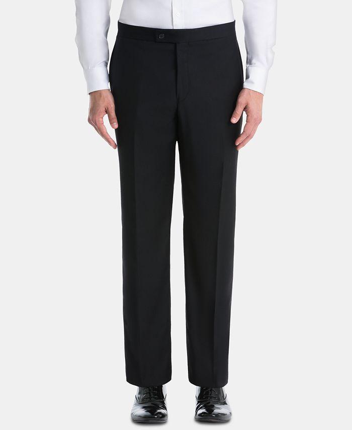 Lauren Ralph Lauren - Men's Classic-Fit Tuxedo Pants