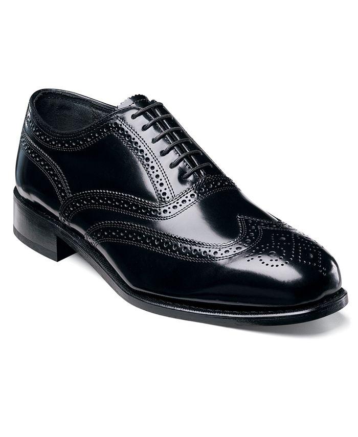 Florsheim - Shoes, Lexington Wing Tip Oxford Shoes