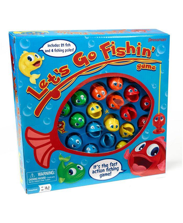 Pressman Toy -