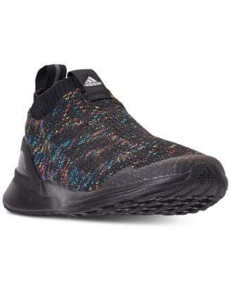 adidas Boys' RapidaRun Laceless Knit