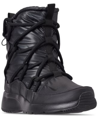 Tanjun High Rise High Top Sneaker Boots