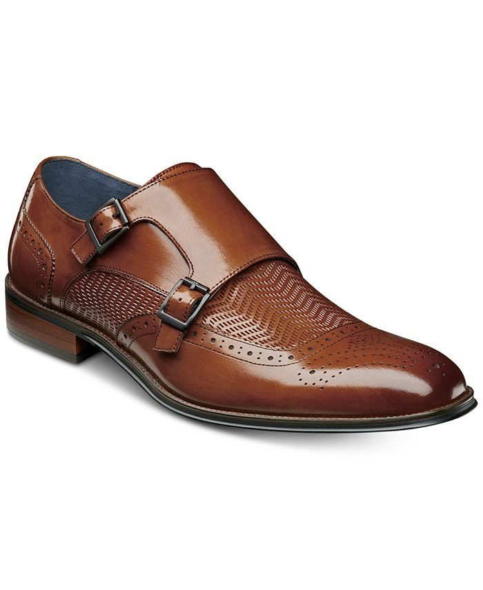 Stacy Adams - Mabry Double Monk Strap Shoes