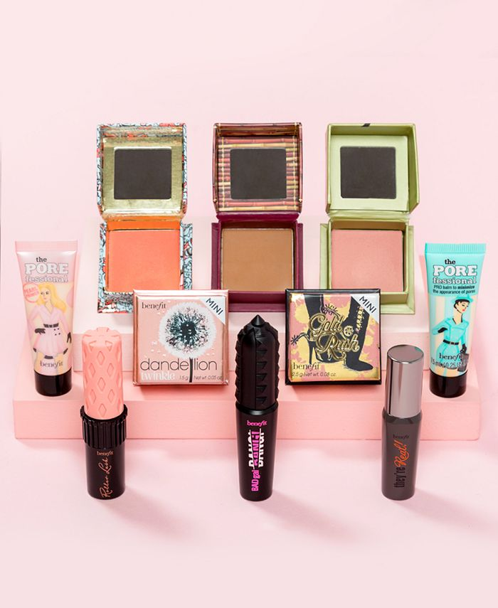 Benefit Cosmetics - Benefit Minis Collection