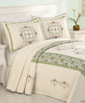 CLOSEOUT! Adele Queen Bedspread