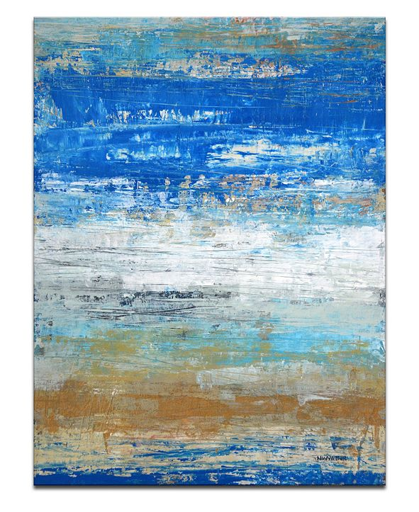 Ready2HangArt 'Sea Breeze' Canvas Wall Art, 30x20""