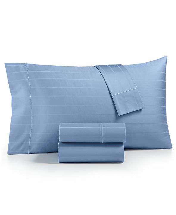 Charter Club Sleep Cool 3-Pc Twin Sheet Set, 400-Thread Count Egyptian Hygro Cotton, Created for Macy's
