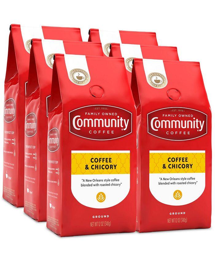 Community Coffee - CS-6: 12 OZ COFF CHIC