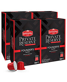 Founder's Blend Espresso Pods, Nespresso OriginalLine Compatible, 80 Ct.