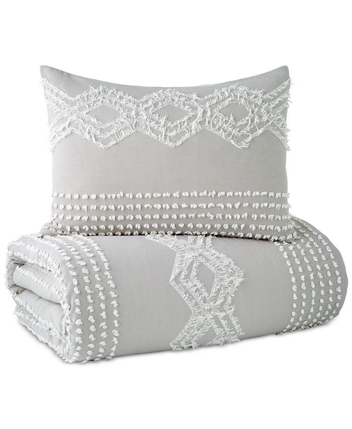 Peri Home - Cut Geo Cotton Standard Sham