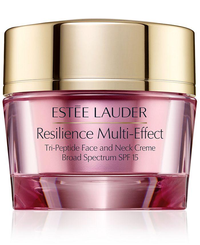 Estée Lauder - Resilience Multi-Effect Tri-Peptide Face & Neck Creme SPF 15, 75 ml