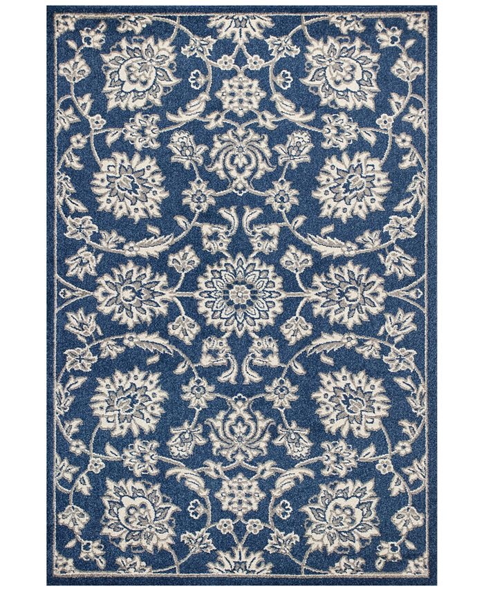 "Kas - Lucia Verona 5'3"" x 7'7"" Indoor/Outdoor Area Rug"