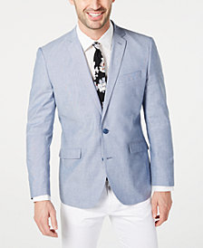 Unlisted by Kenneth Cole Men's Slim-Fit Chambray Sport Coat