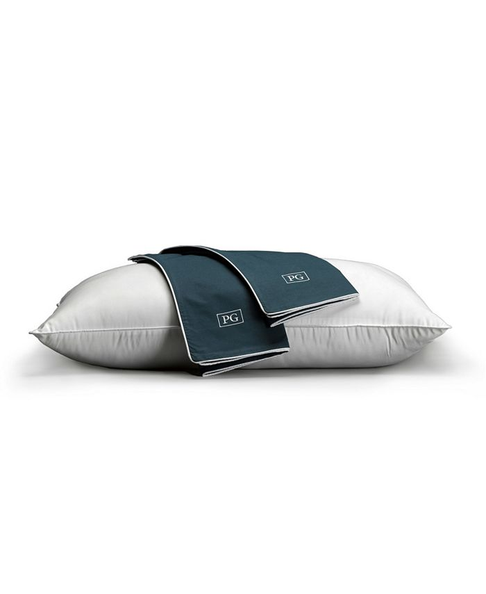 Pillow Guy - 100% Cotton Percale Pillow Protectors, Set of 2
