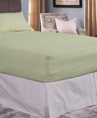 100% Cotton Flannel Full 4 Piece Sheet Set