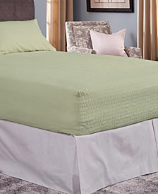 Bed Tite 100% Cotton Flannel Full 4 Piece Sheet Set