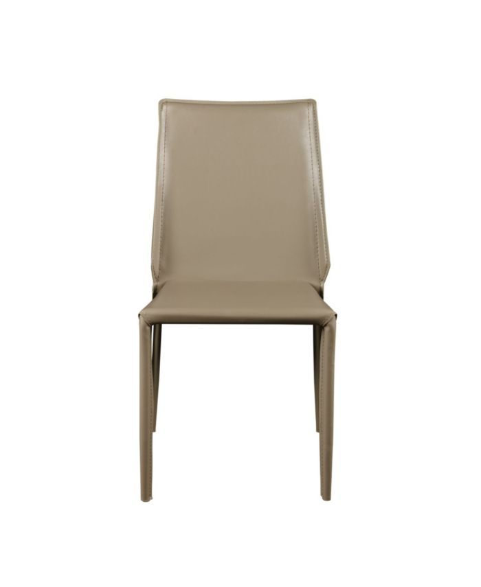 Euro Style Alder Stacking Side Chair - Set Of 4 & Reviews - Furniture - Macy's