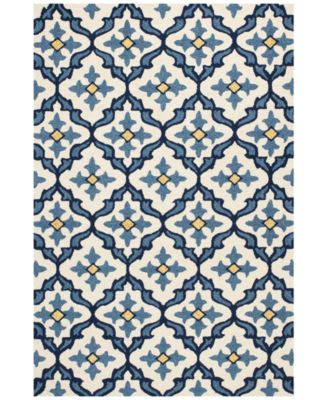 "Harbor Mosaic 3'3"" x 5'3"" Indoor/Outdoor Area Rug"