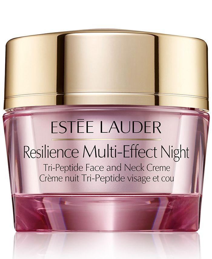 Estée Lauder - Resilience Lift Night Lifting/Firming Face & Neck Creme, 1.7 oz.