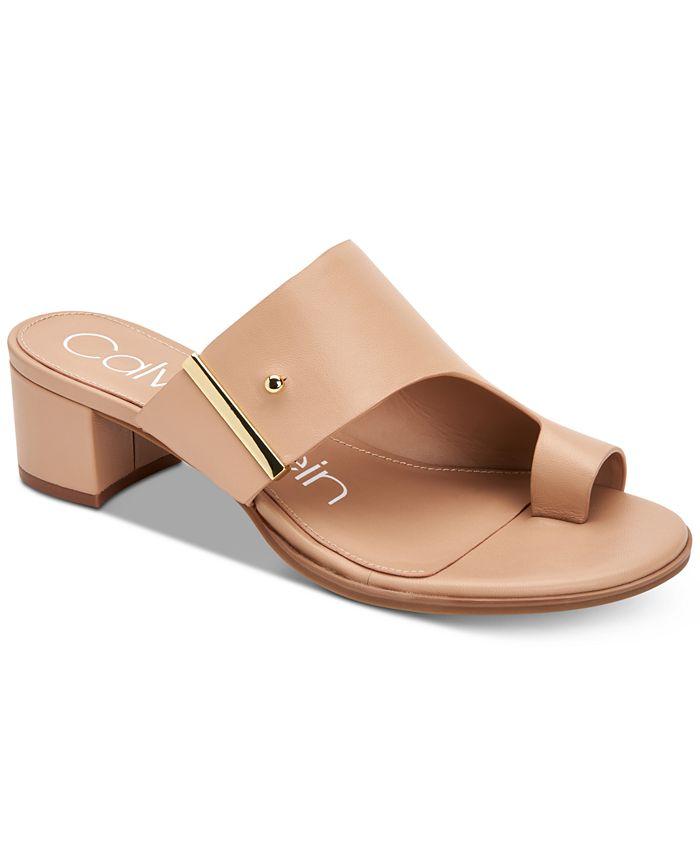 Calvin Klein - Women's Daria Dress Sandals
