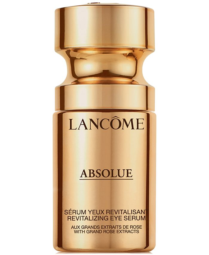 Lancôme - Absolue Revitalizing Eye Serum With Grand Rose Extracts, 15 ml