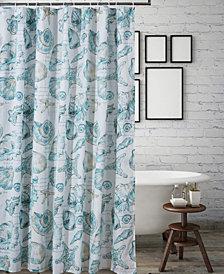 Cruz Bath Shower Curtain