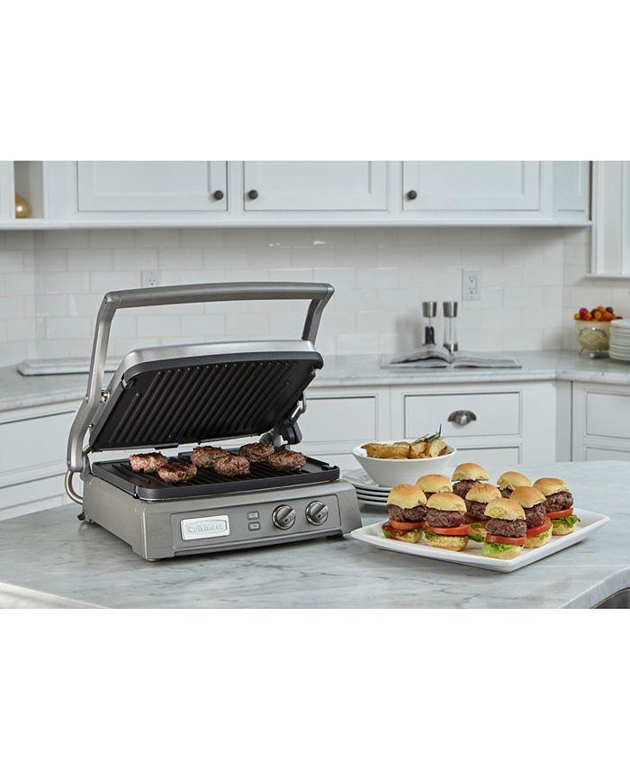 Cuisinart - GR-150 Electric Griddle, Griddler® Deluxe