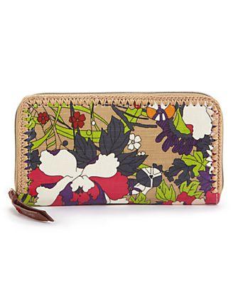 sakroots Handbag, Artist Circle Large Wallet