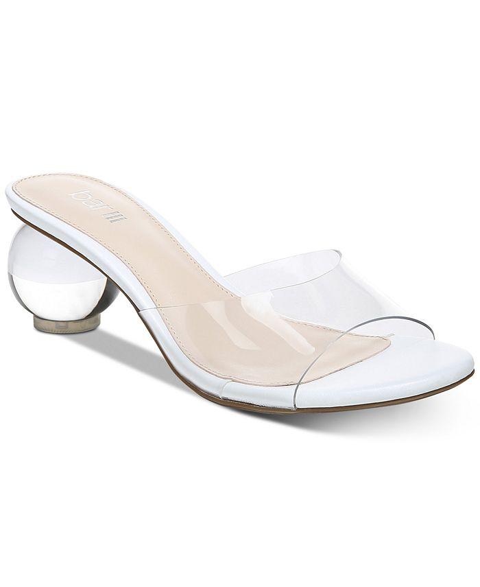 Bar III - Cally Dress Sandals