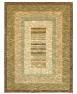 Shaw Living Area Rug American Abstracts Collection 21200 Monza Gold 7 39 9